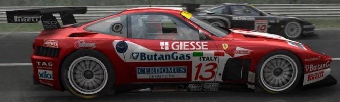 GTR 2 s'illustre en Italie