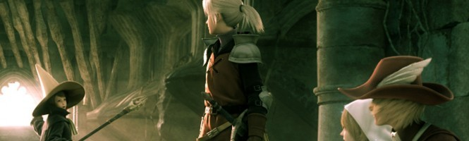 Final Fantasy III s'illustre