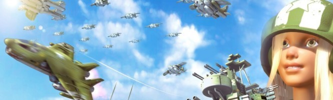 Battalion Wars sur Wii