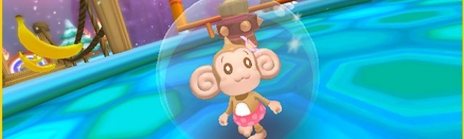 Super Monkey Ball en images