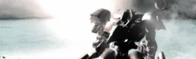 Armored Core 4 repoussé