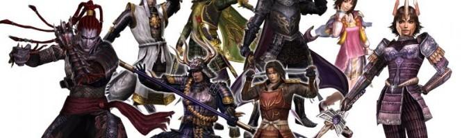 Site officiel pour Samurai Warriors 2
