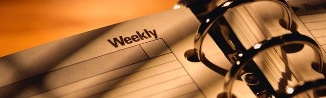 Les sorties de la semaine