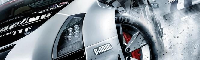 Ridge Racer 7 en mode blasé