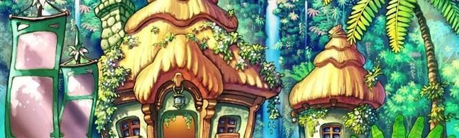[TGS 06] Dawn of Mana en images