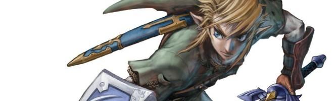 Une avalanche de screens pour Zelda TP