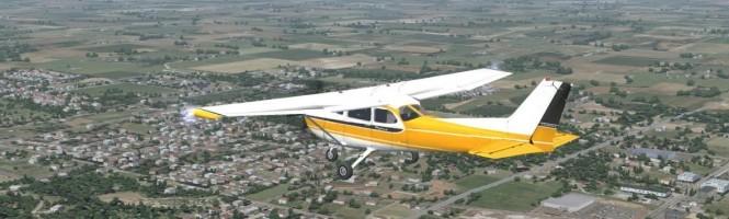 Moins de turbulences pour Flight Simulator X