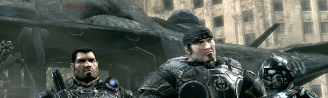 Un site teaser pour Gears of War