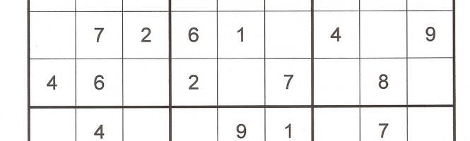 Le Sudoku continue son invasion !
