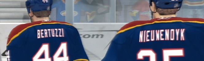 NHL 2K7 PS3 s'affiche en patins