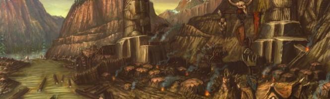 Warhammer Online en artworks !
