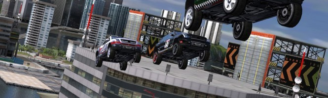 Trackmania United en images
