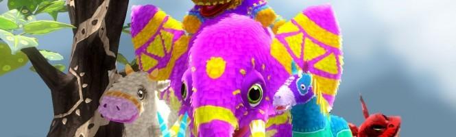 Viva Piñata à l'approche