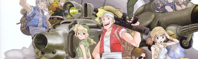 Metal Slug s'affiche sur Wii