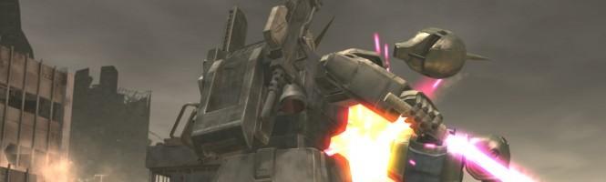 Gundam PS3, une vidéo et un avis