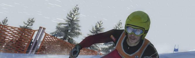 Alpine Ski Racing 2007 en démo