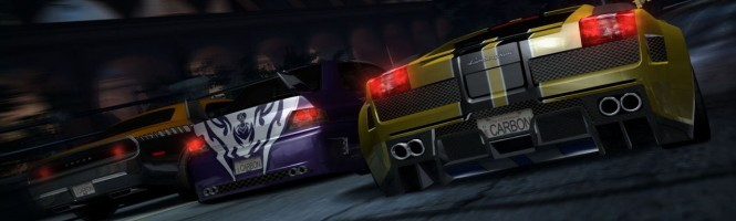 Need for Speed : Un patch en carbon