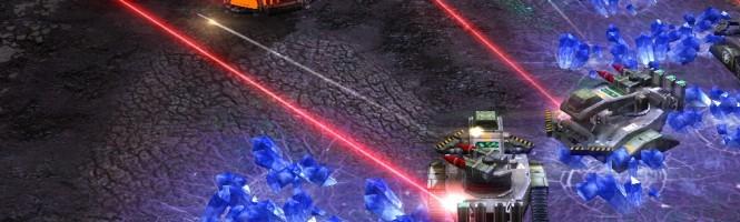 Petits visuels pour Command & Conquer 3