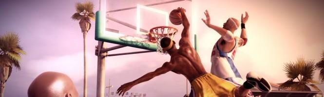 Du basket, du niggaz, et de la vaseline