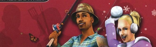 Les Sims 2 : Au fil des Saisons en images