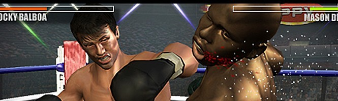 Rocky Balboa sur PSP
