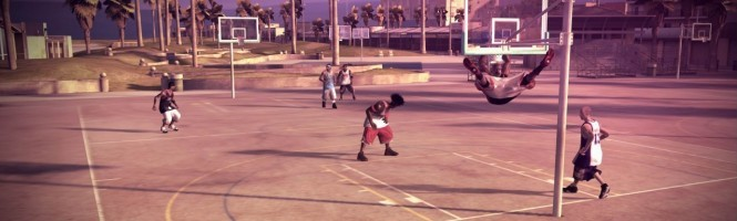 NBA Street Homecourt : nos impressions !