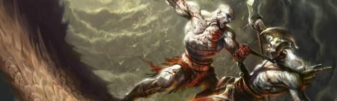 Fais crac-crac avec Kratos