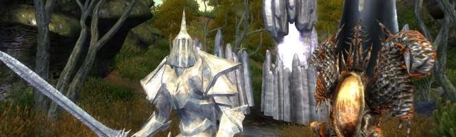 La PS3 et l'extension de Oblivion