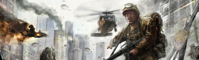 World in Conflict : des images