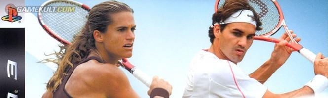 Virtua Tennis 3 aussi dans le RER