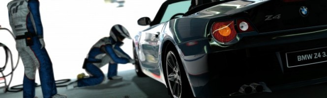 GT5 Prologue : Erratum made in Sony