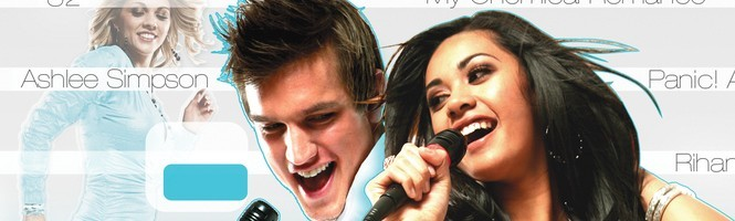 La tracklist complète de SingStar Pop Hits