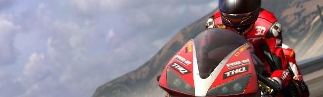 Moto GP 07 : premières images