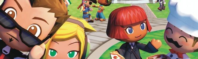 MySims, sur Wii et DS, en vidéo