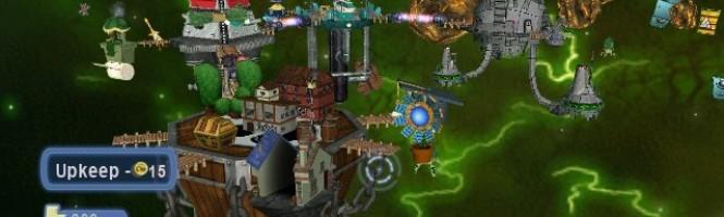 Du Tycoon pour la Wii ! c'est Space !