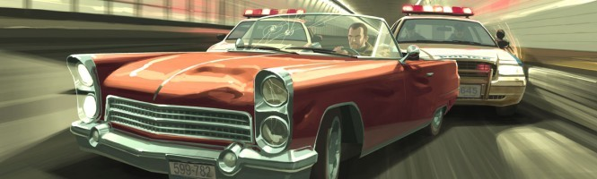 Grand Theft Auto IV : une vidéo !