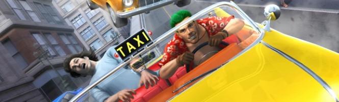 Crazy Taxi de retour sur PSP