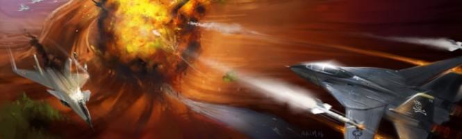After Burner s'anime sur PSP