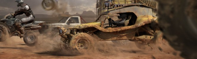 Motorstorm is ze numbeur ouane