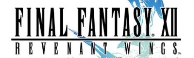 FFXII DS avec de très petites images dedans