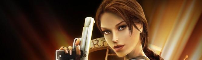 Lara Croft se met à poil