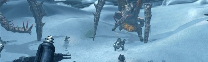 Lost Planet arrive en démos sur PC