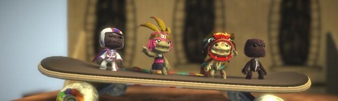 D'autres nimages pour LittleBigPlanet