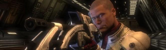 Mass Effect, façon timbre poste
