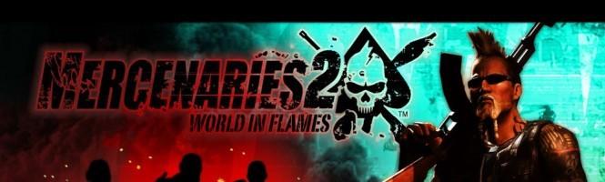 Mercenaries 2 : un feu de poutre