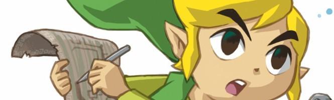 Petites images du petit Link sur la petite DS
