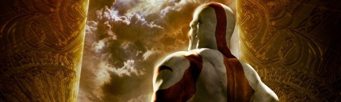God of War en demo sur PSP