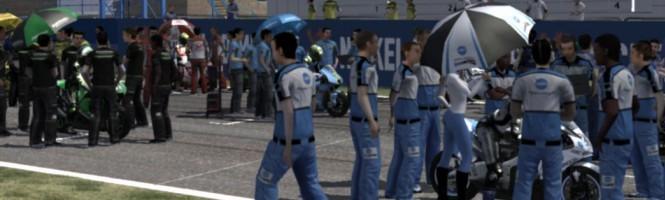 Des pixels baveux pour MotoGP 07