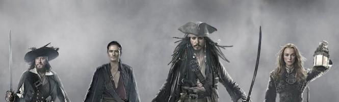 Jack Sparrow en démo