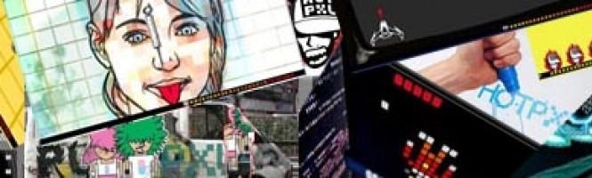 HOT PIXEL : Mini-jeux, maxi démo